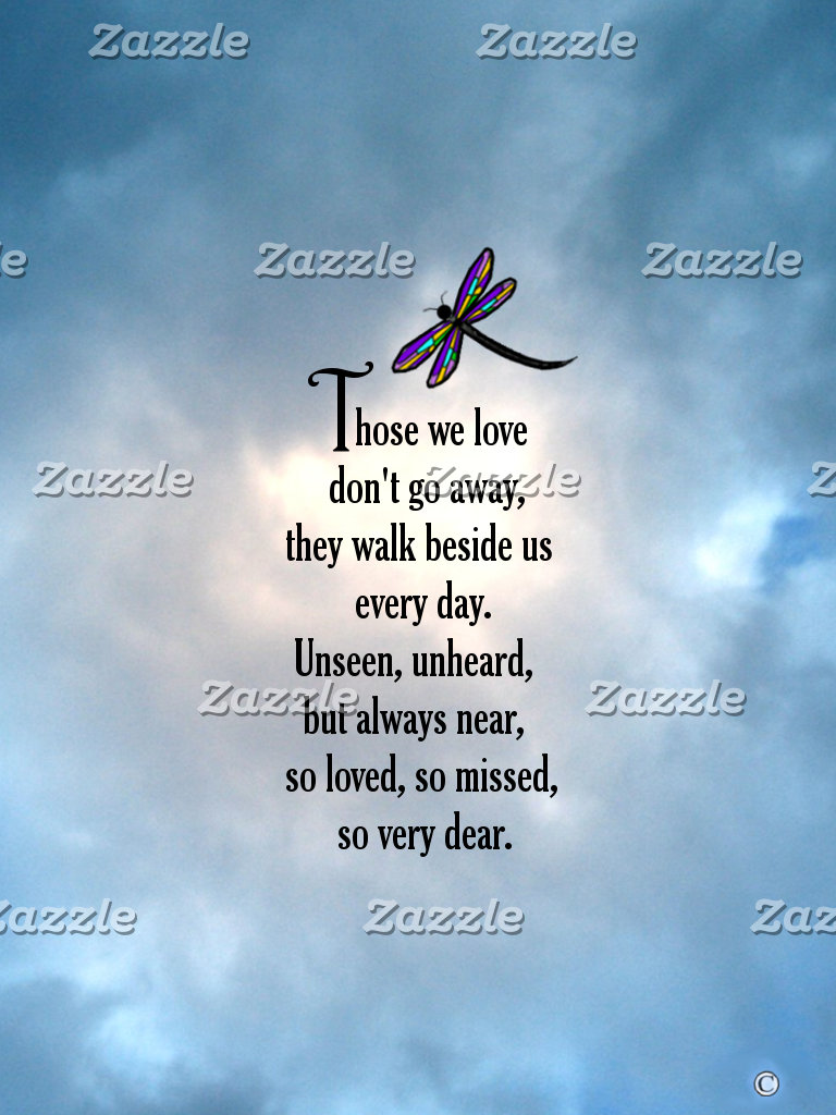"Dragonfly ""So Loved"" Poem"