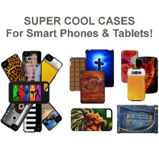 SMARTPHONE AND TABLET CASES