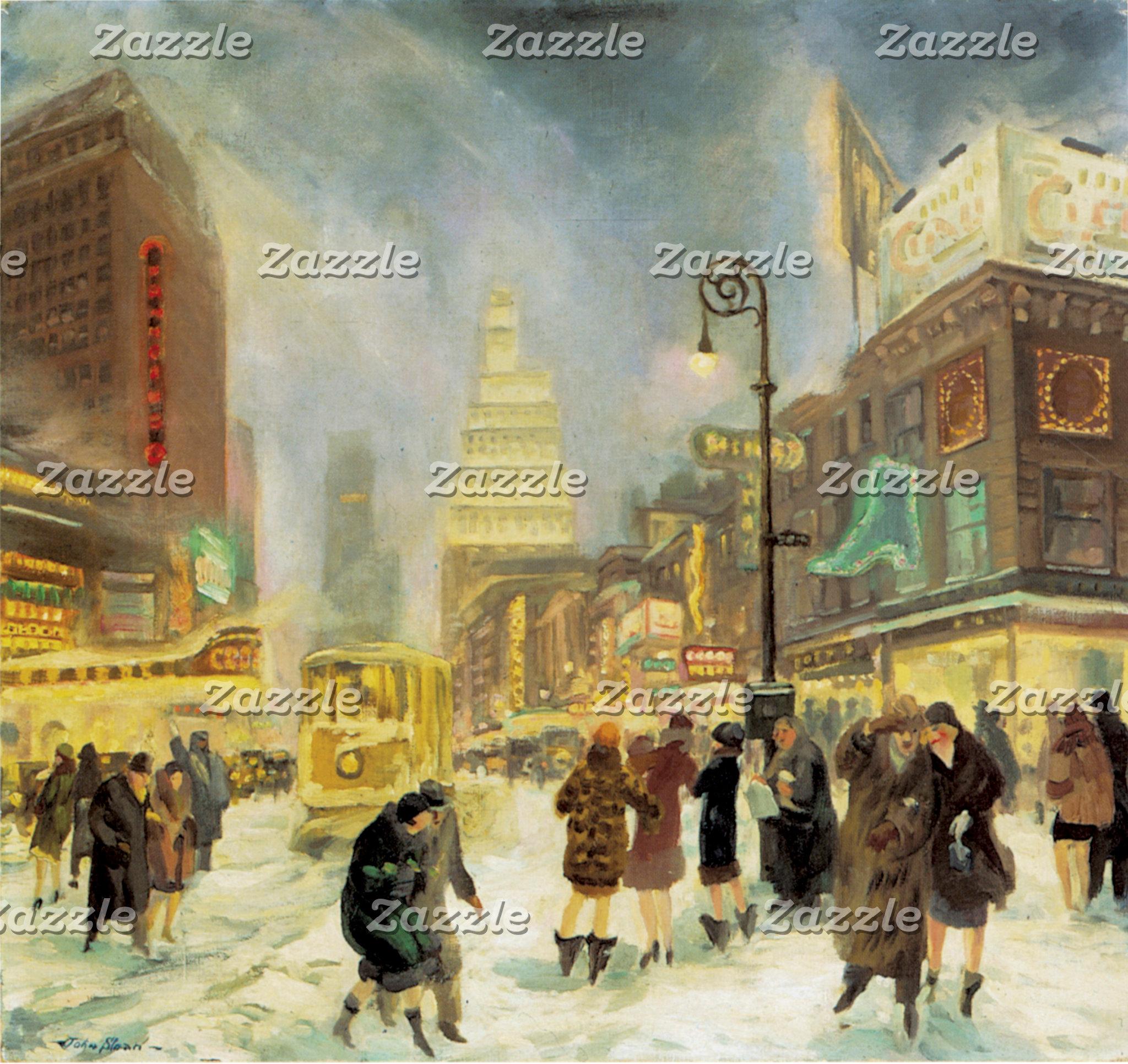New York City Art Posters