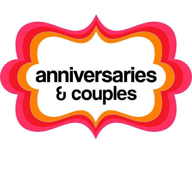 Anniversaries and Couples