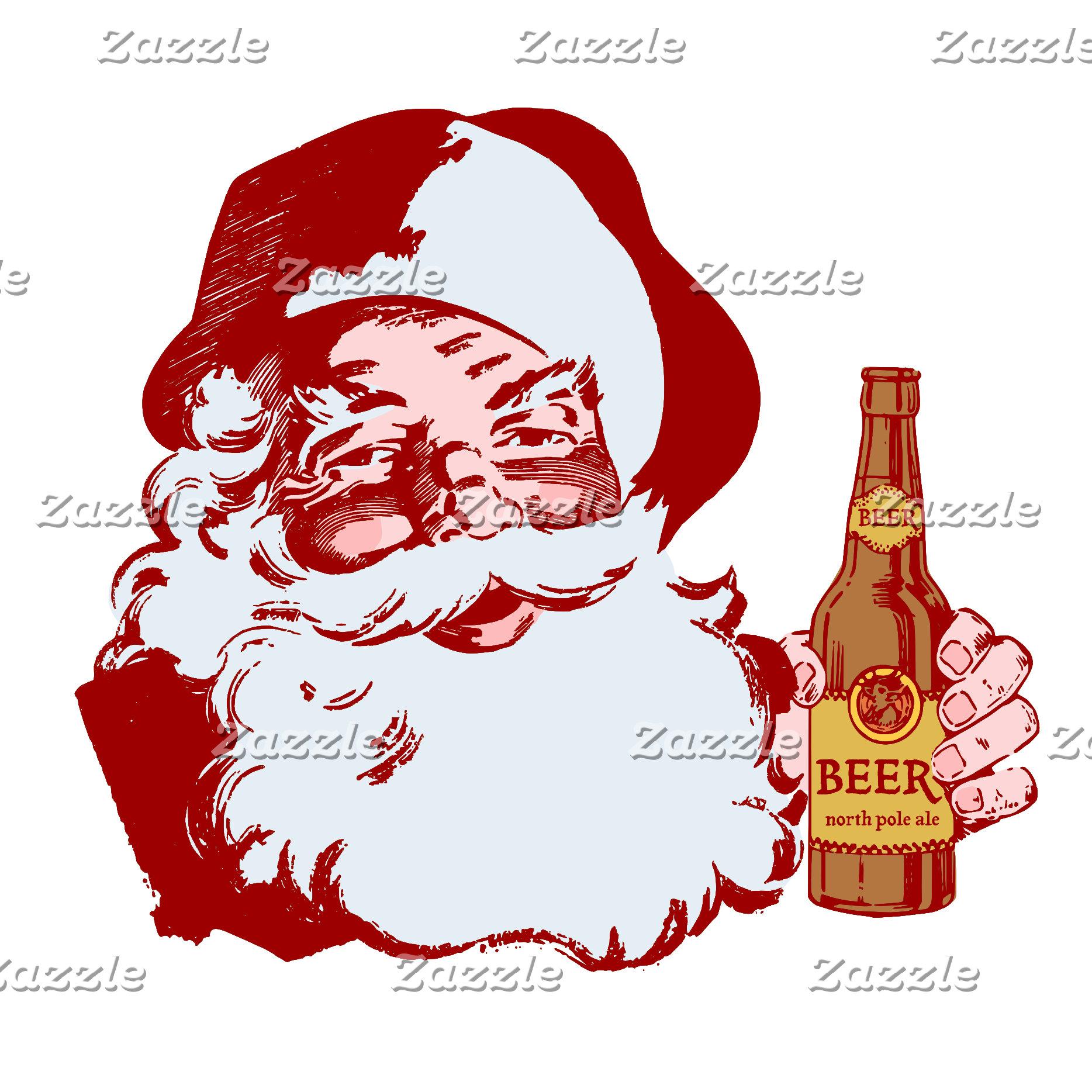 Santa Claus Beer