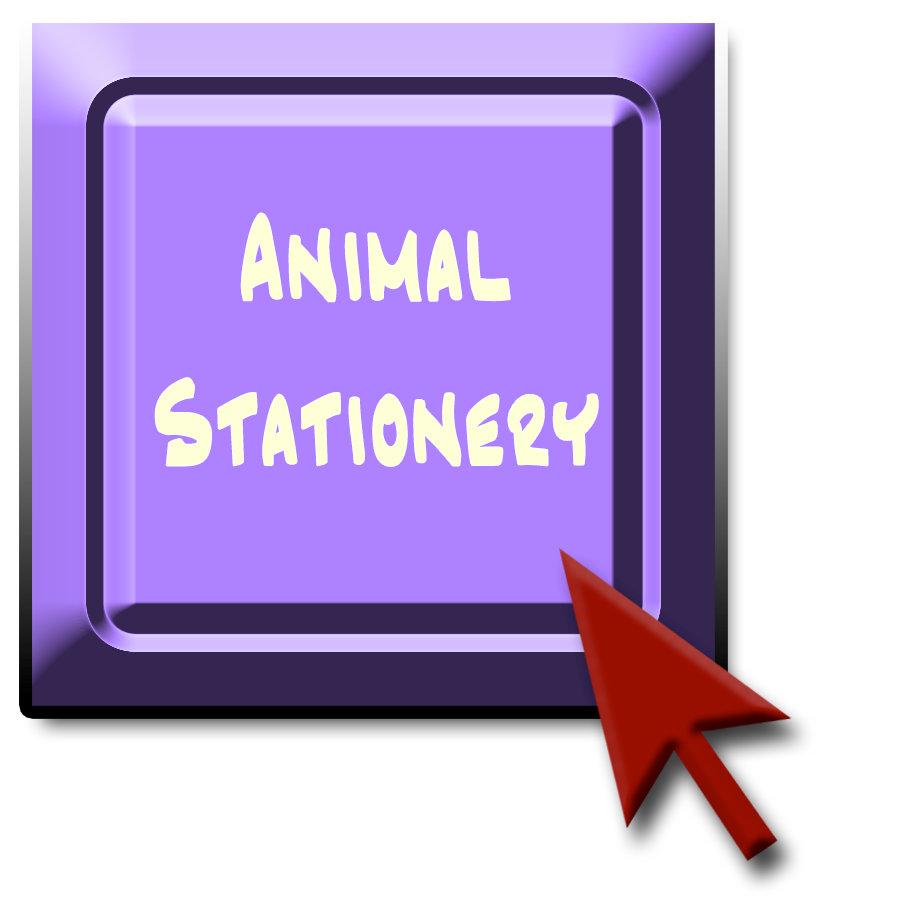 Animal Stationery Sets