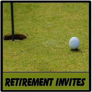 Retirement Invitations