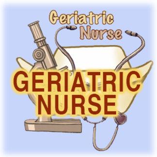 Geriatric Nurse Collage