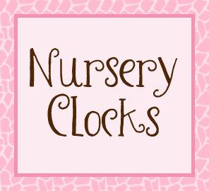 Kids/Baby Clocks