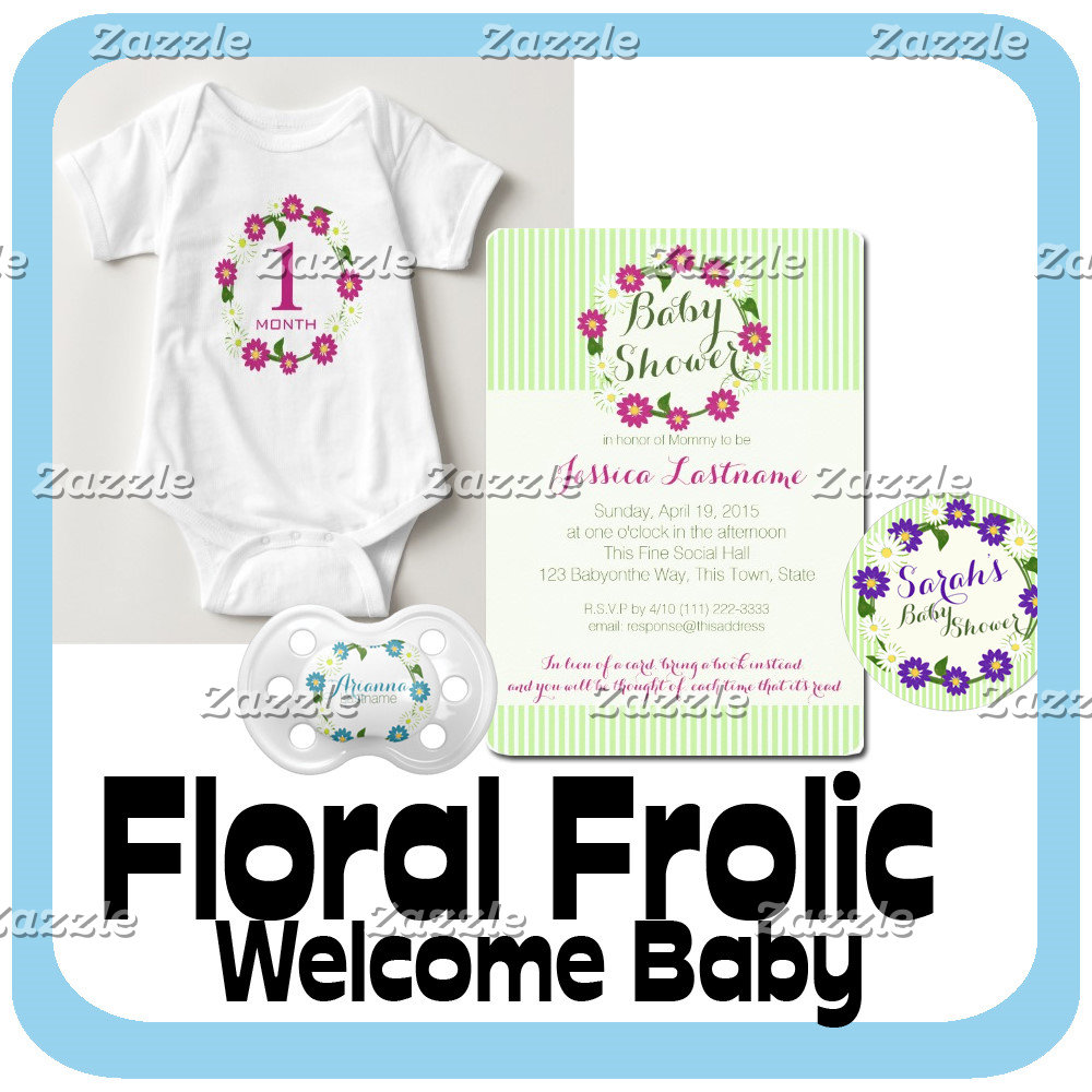 Welcome Baby Sets