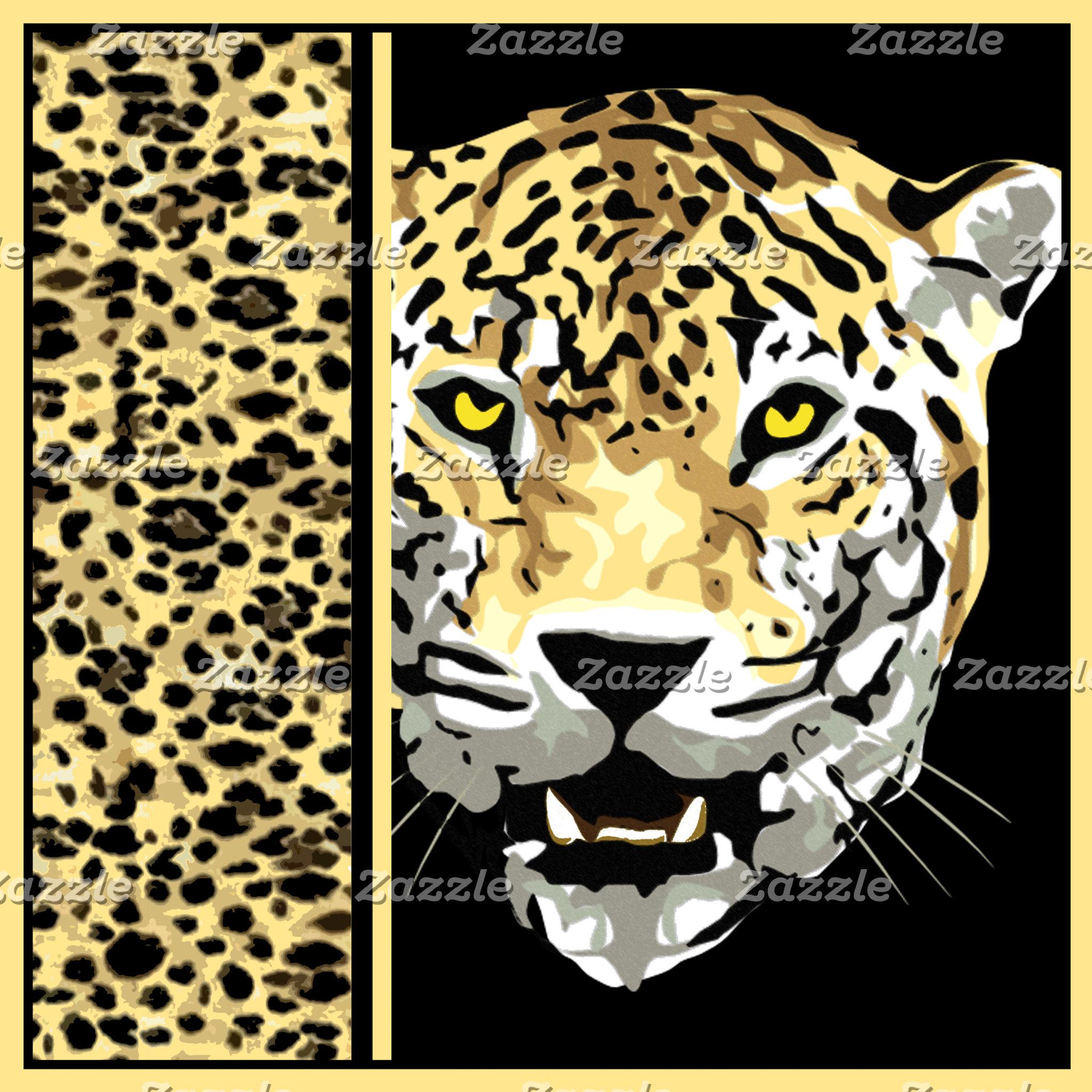 Animal Art Pillows
