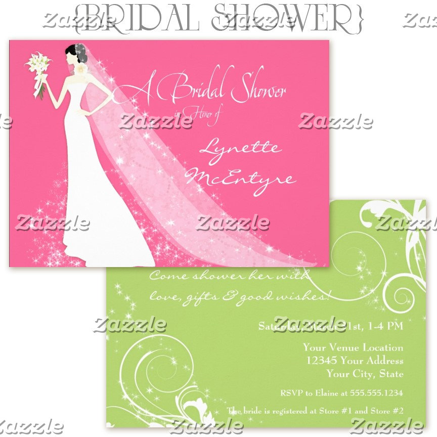 Bridal | Couple | Wedding Showers