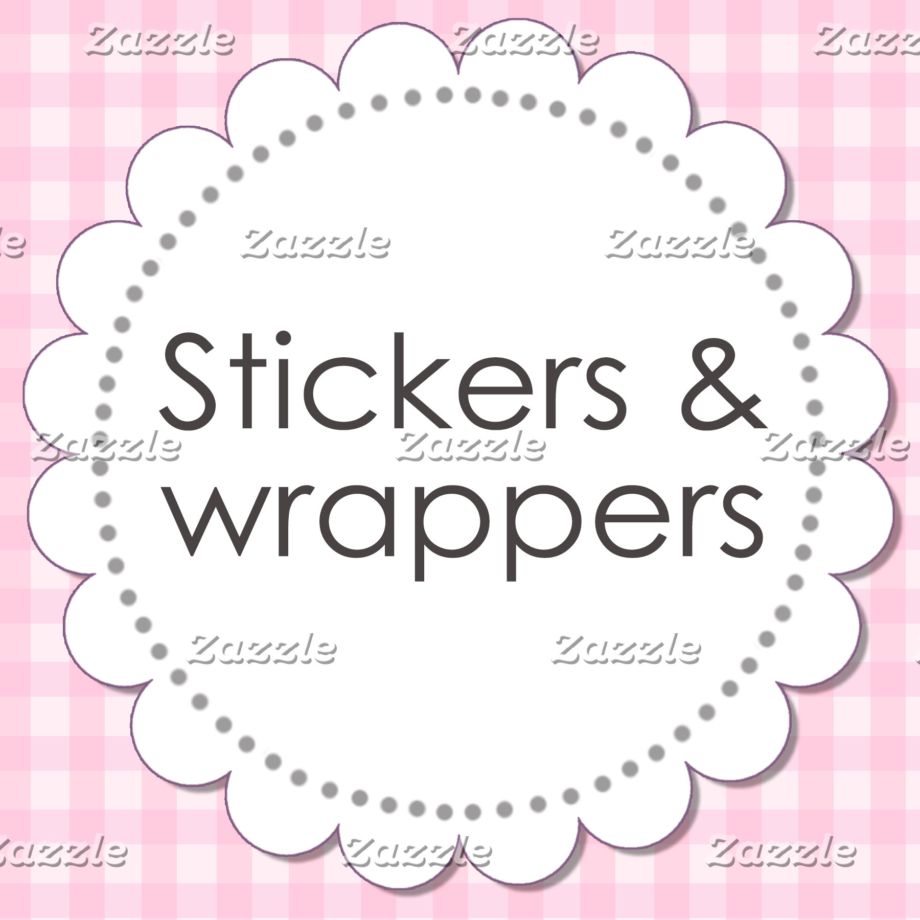 Stickers and Wrappers