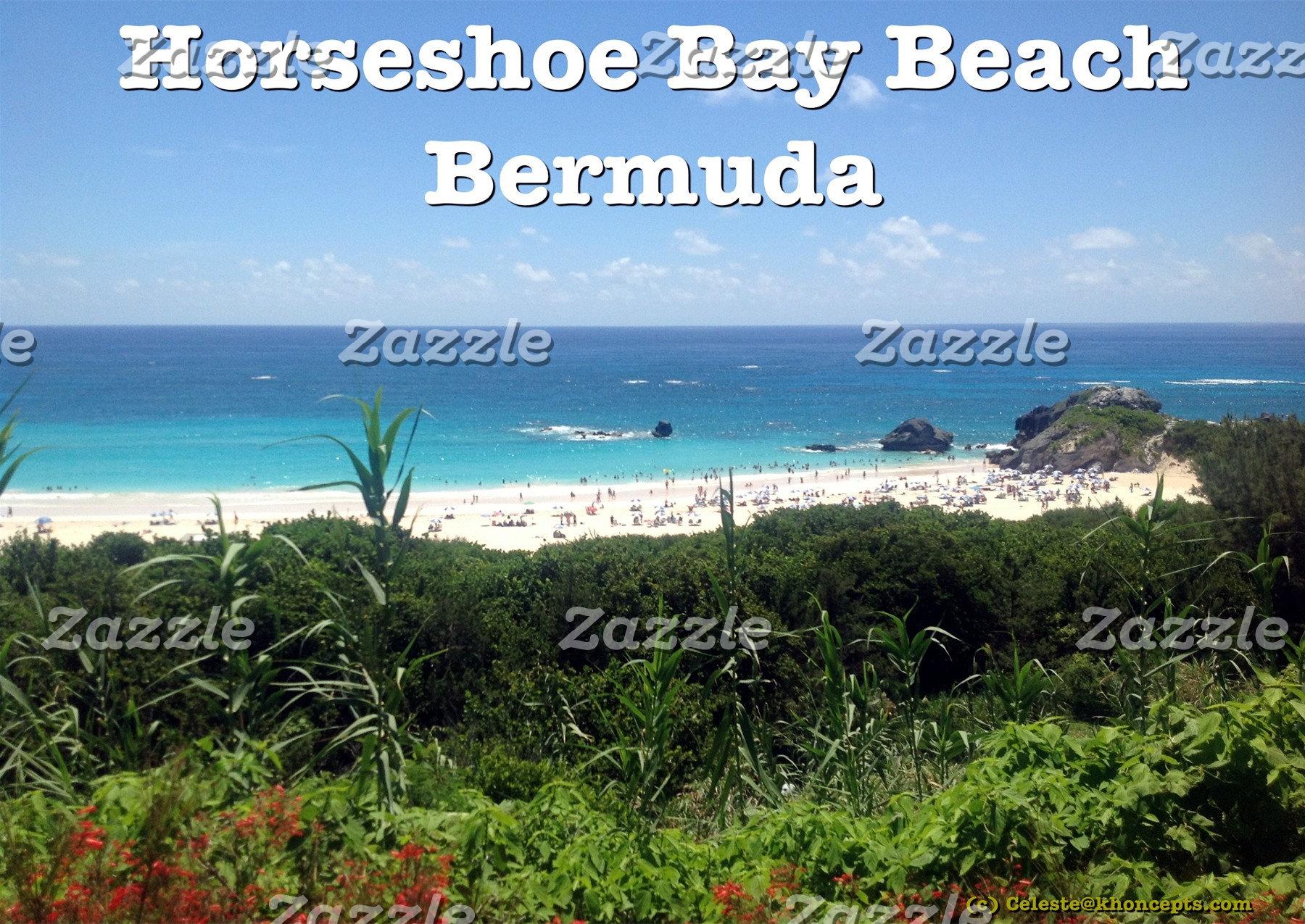 Bermuda - Horseshoe Bay Beach