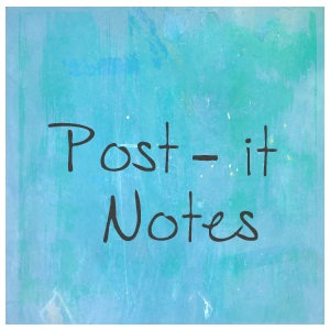 8. Post-it Notes