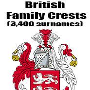 British Family Crests