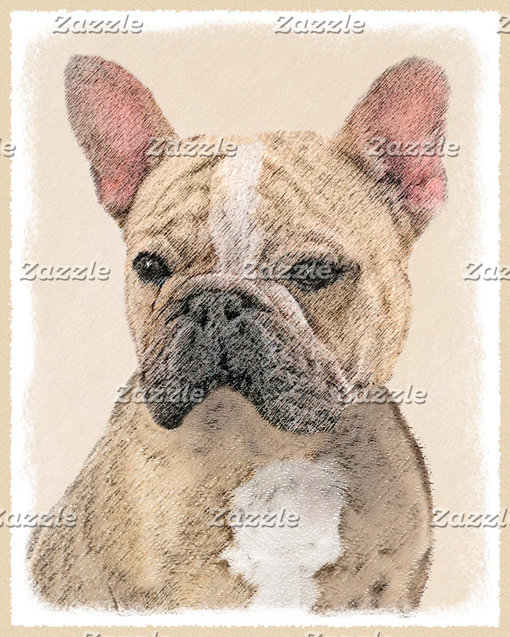 French Bulldog (Sable)