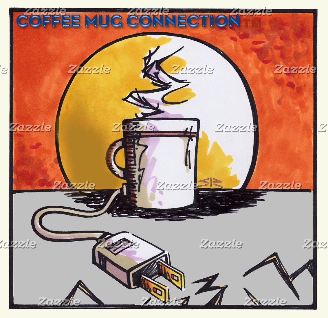 Coffee Mug Connection