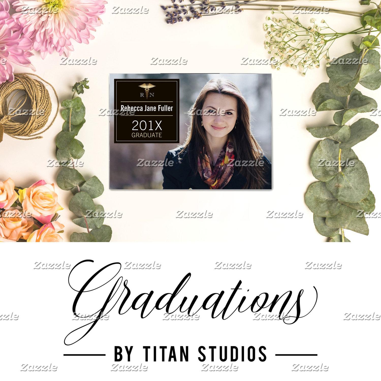 Graduations by Titan Studios