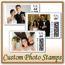 Custom Photo Stamps
