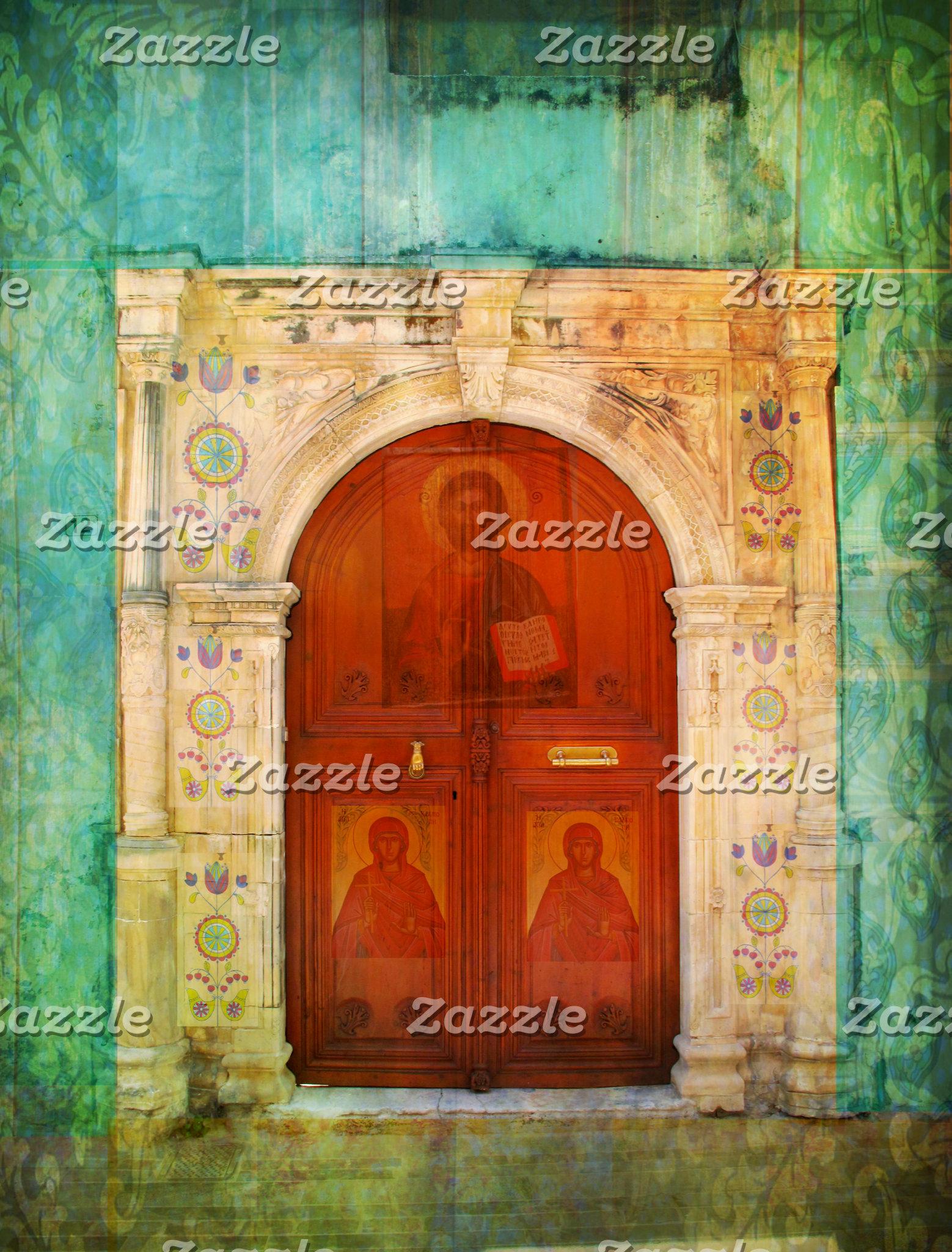 Sanctuary Door