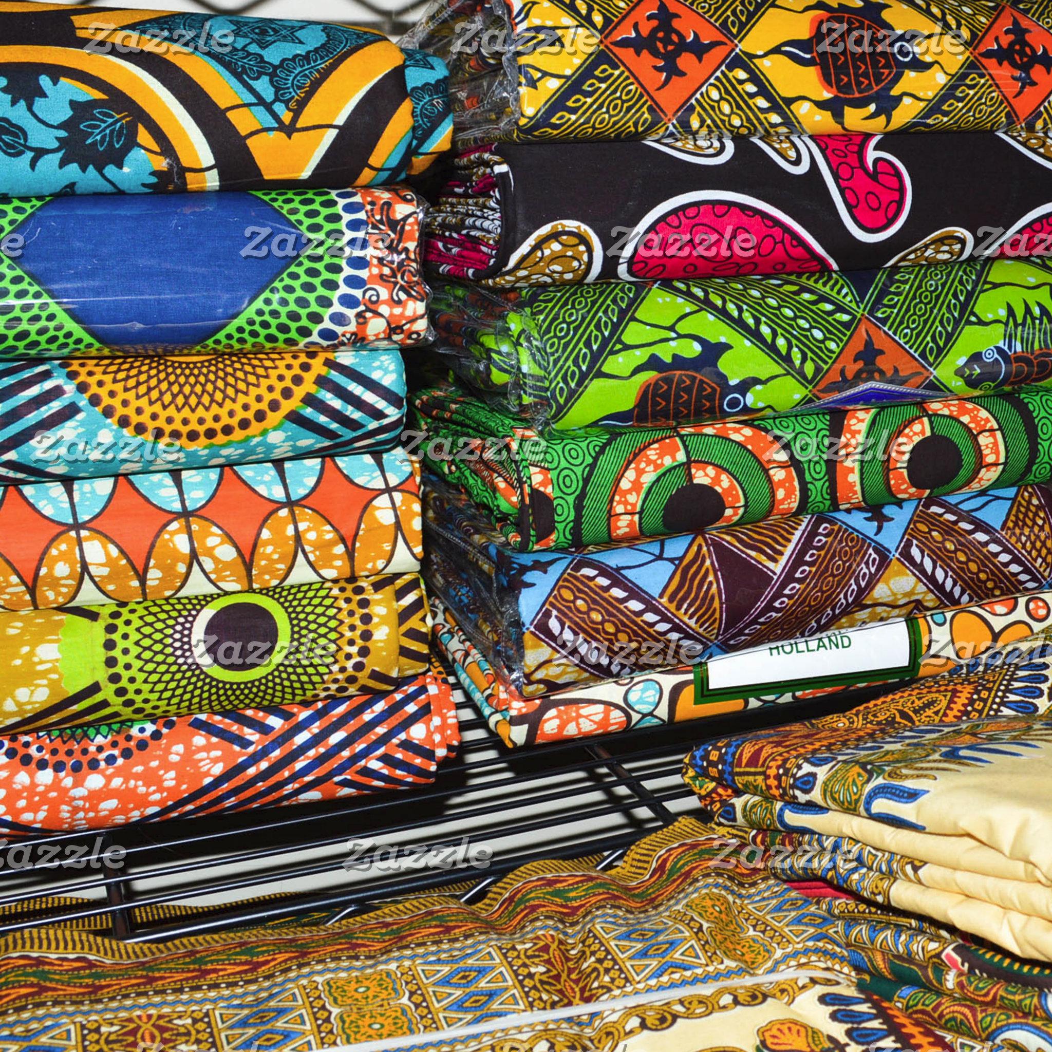 *Fabrics, By Continental Regions
