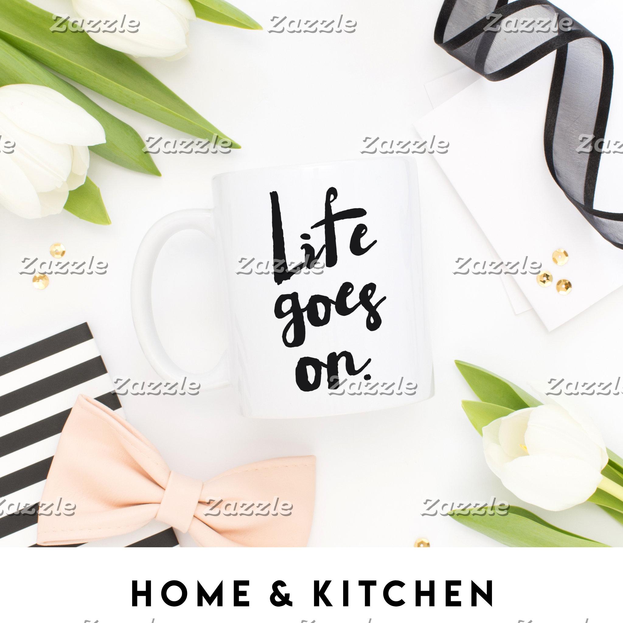 HOME + KITCHEN