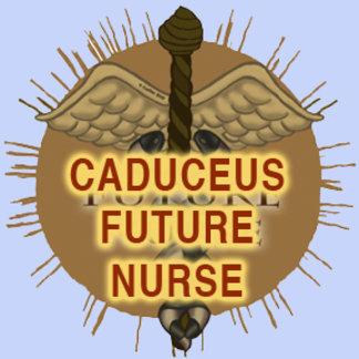 Future Nurse Caduceus