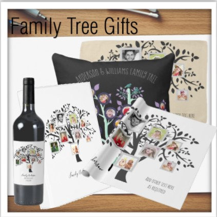 A Photo Collage FAMILY TREE
