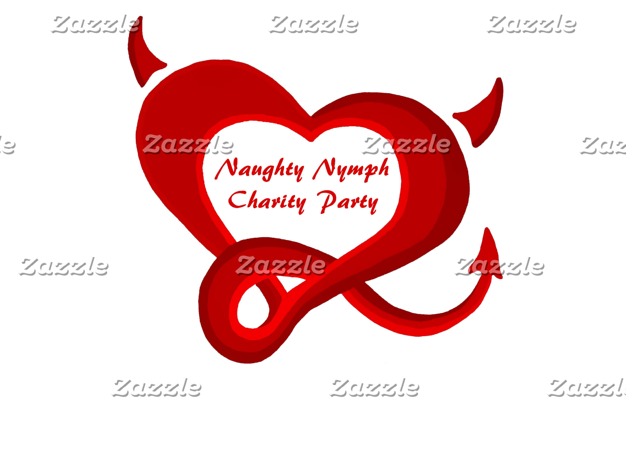 Naughty Nymph Charity Party