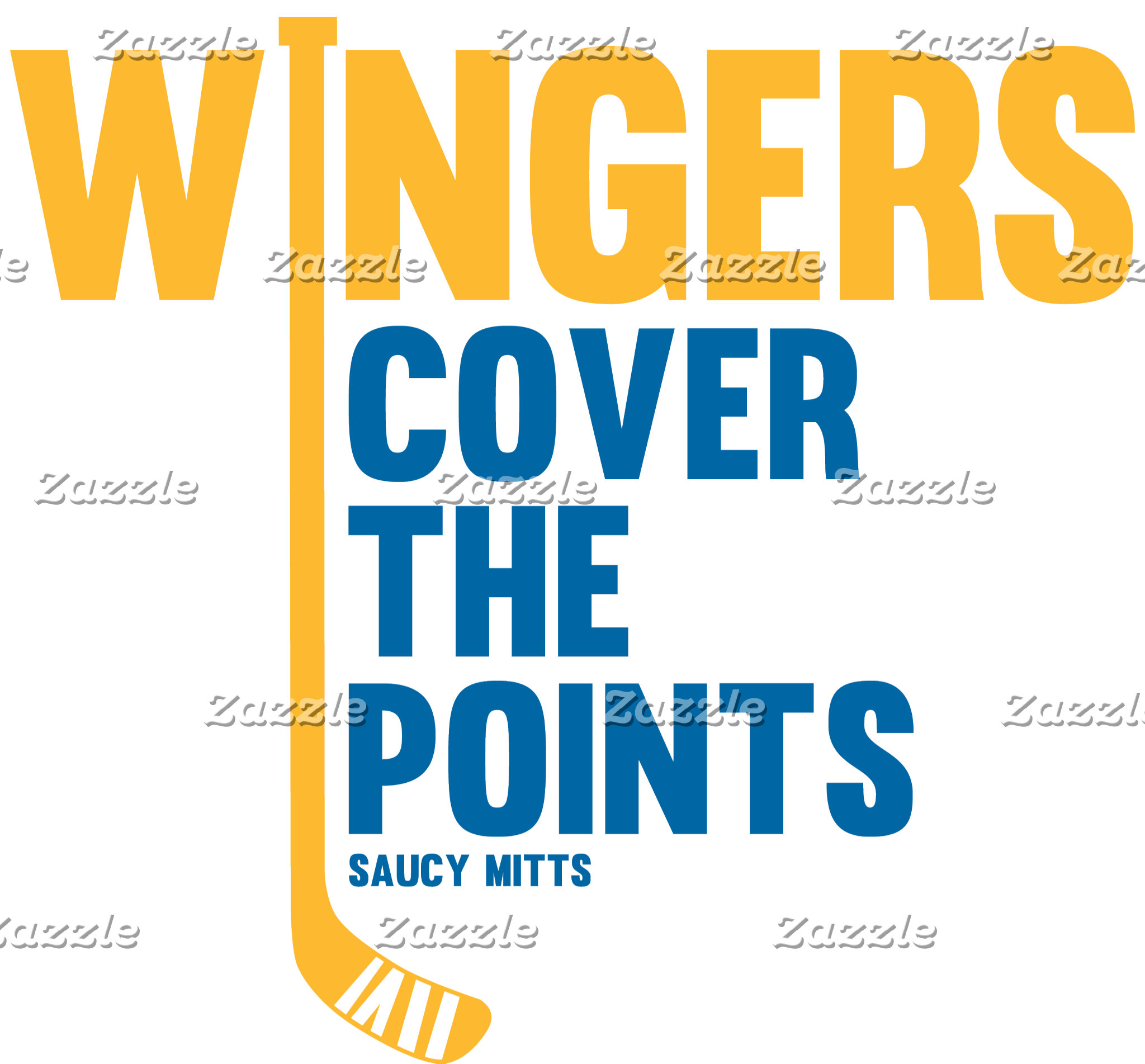 Wingers Cover The Points