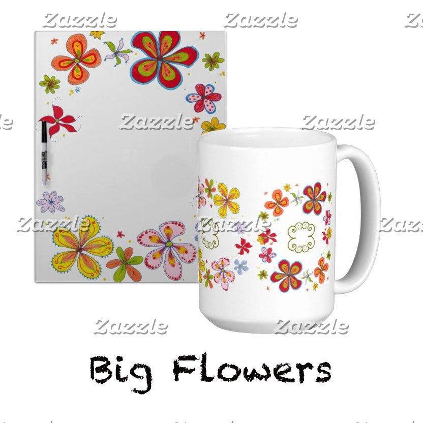 Big Flowers