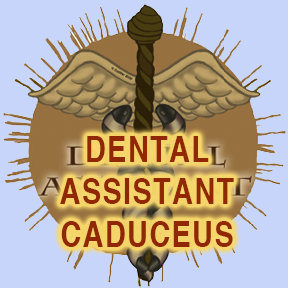 Dental Assistant Caduceus