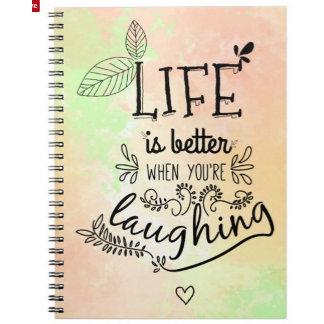 Notebooks / Journals
