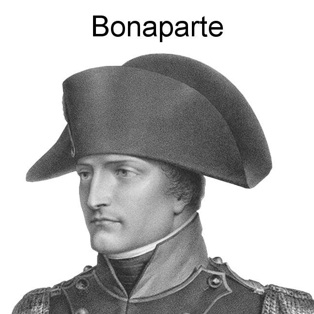 Bonaparte Posters and Prints