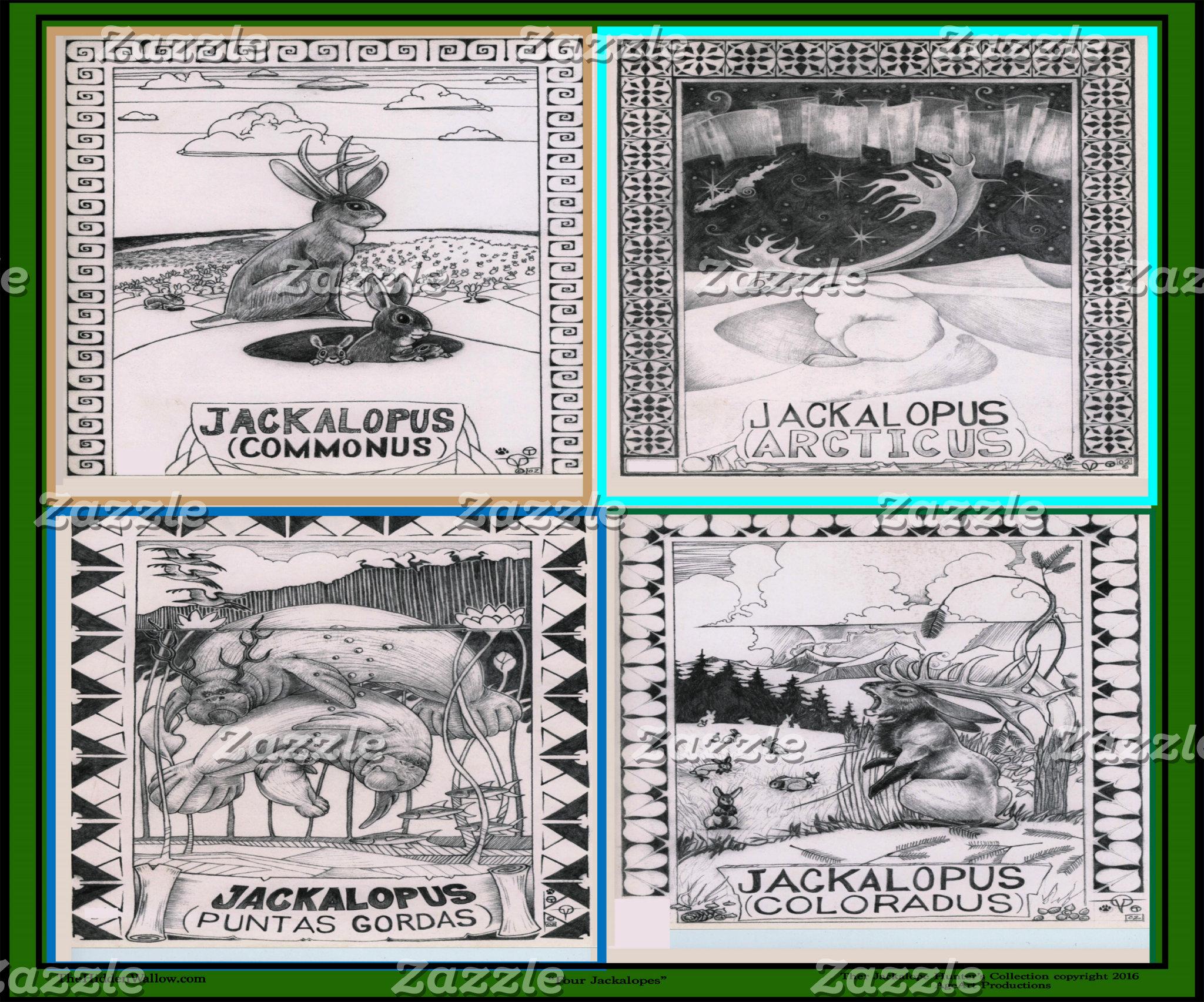 JACKALOPE SERIES - ALL
