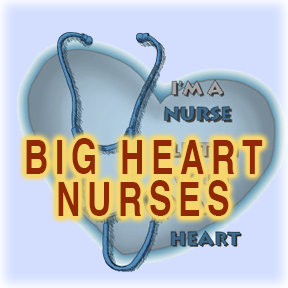 Nurses Big Heart