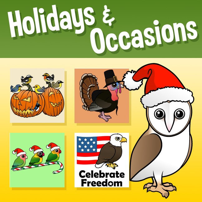 Holidays & Occasions
