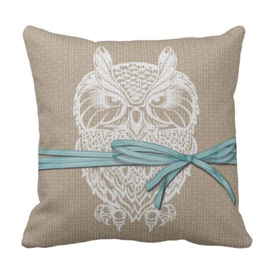 Bird Pillows