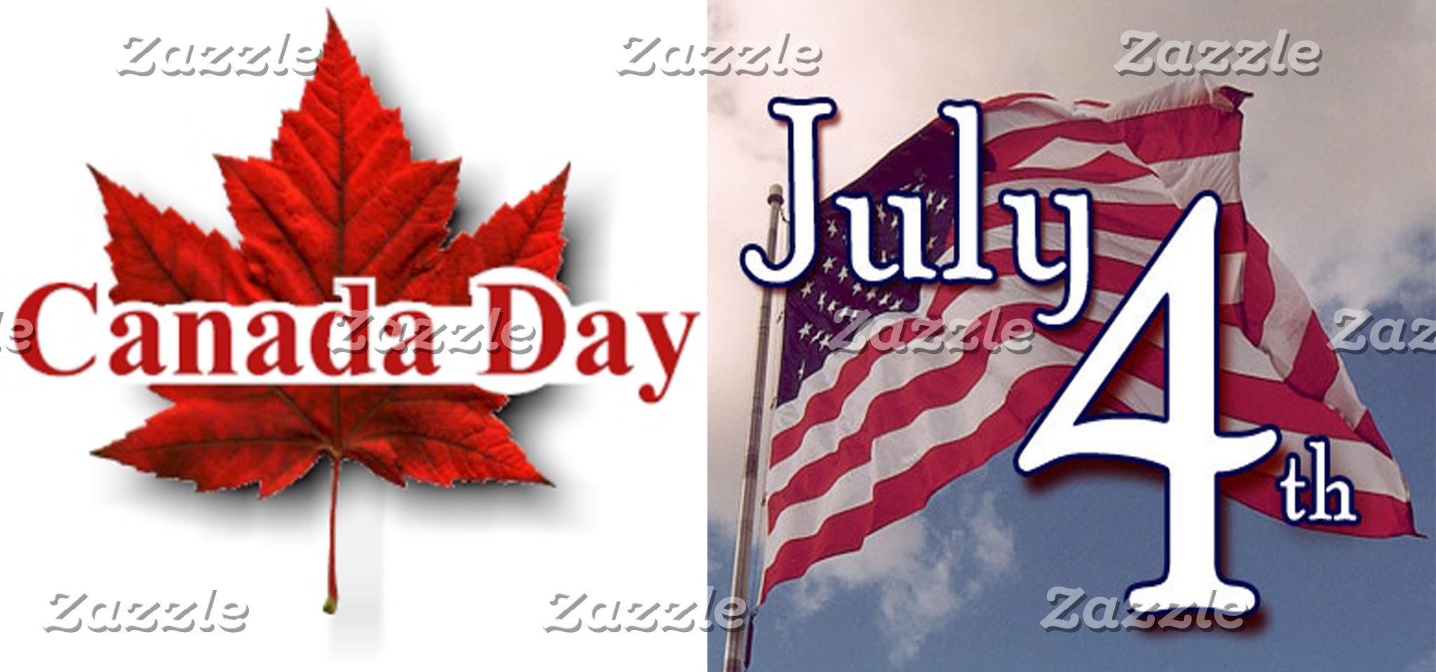 JULY Holidays