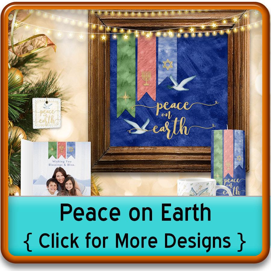 Holidays Peace on Earth    Non-denominational