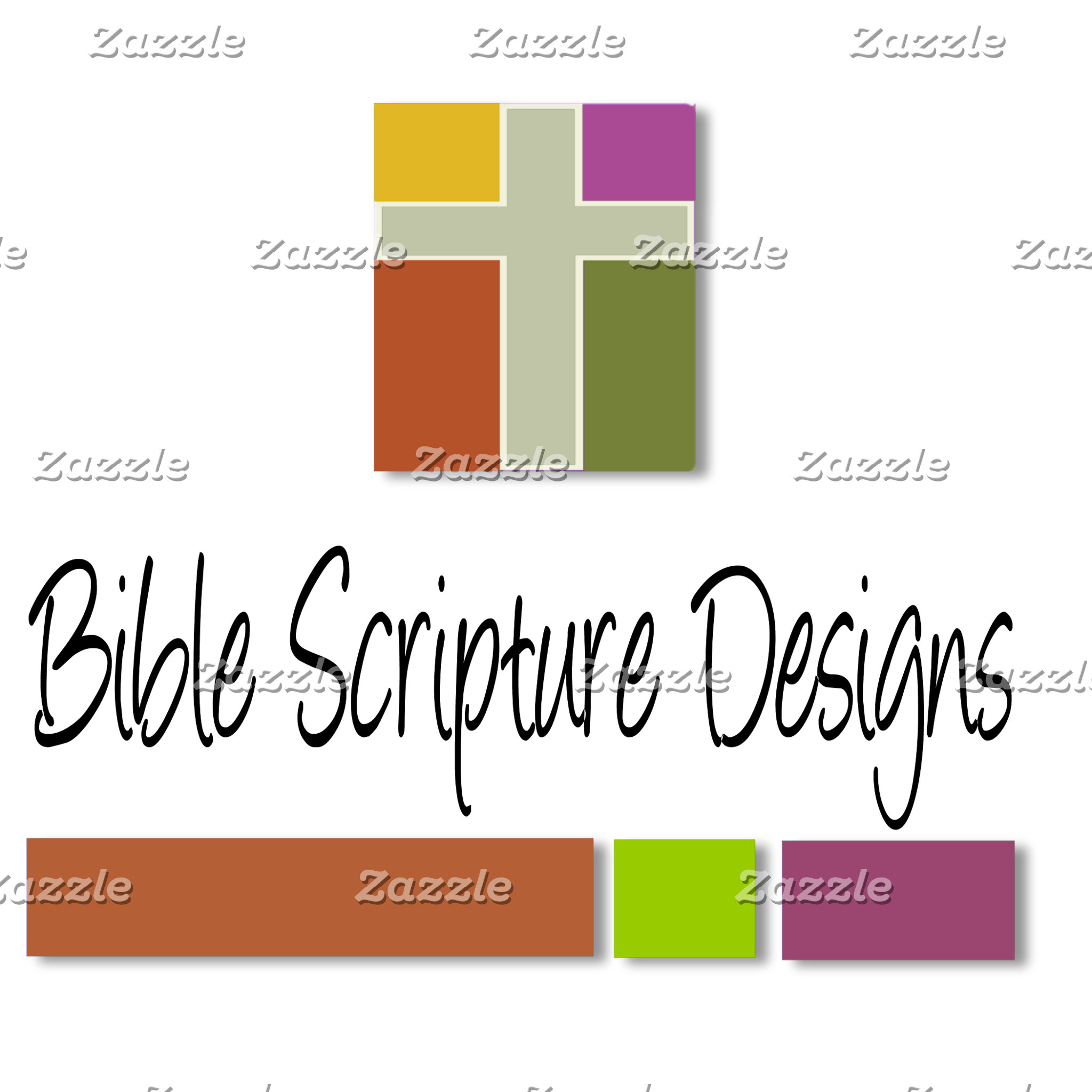 BIBLE SCRIPTURE DESIGNS