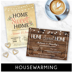 Housewarming Invites