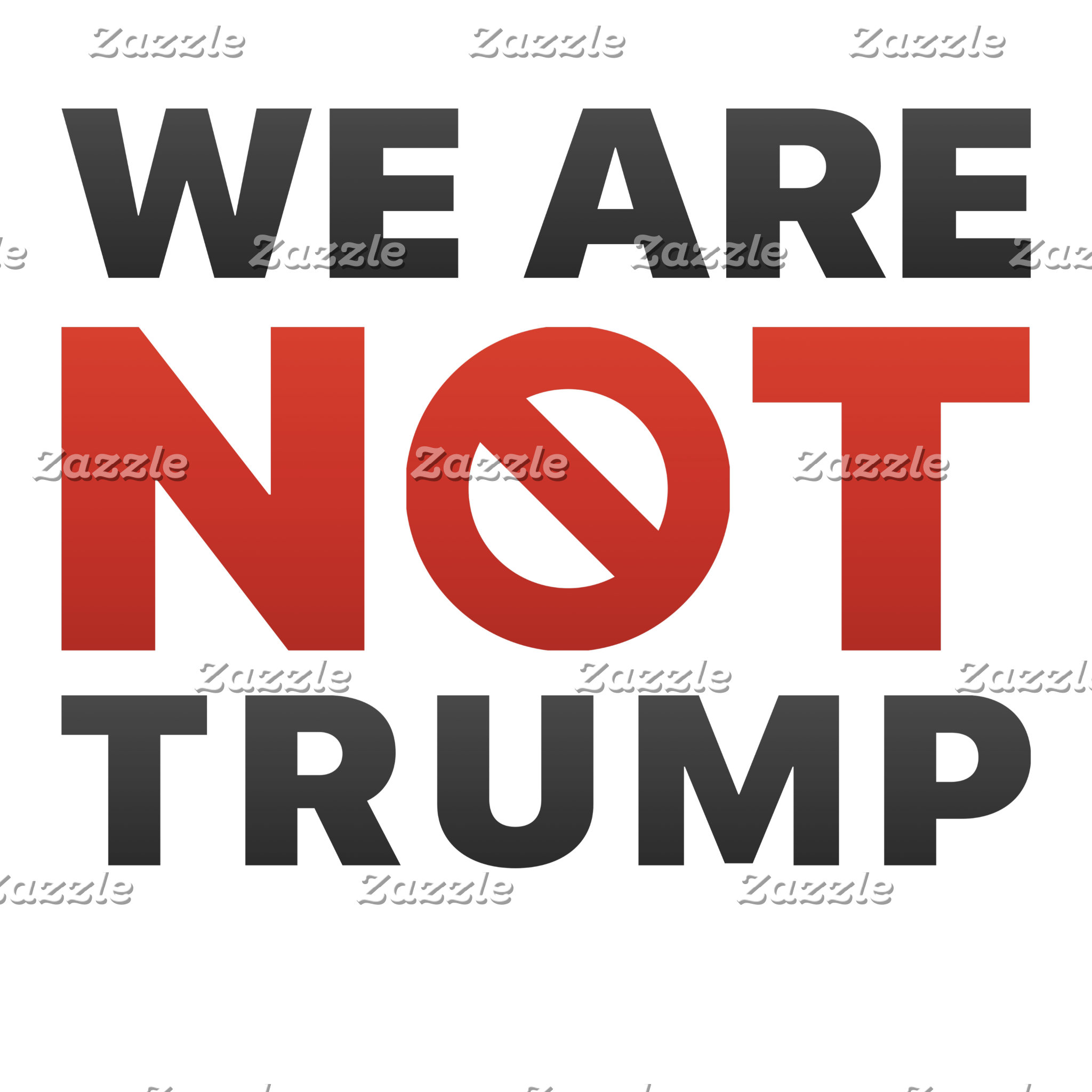 We Are Not Trump