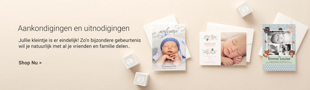 Gepersonaliseerde Baby Cadeaus