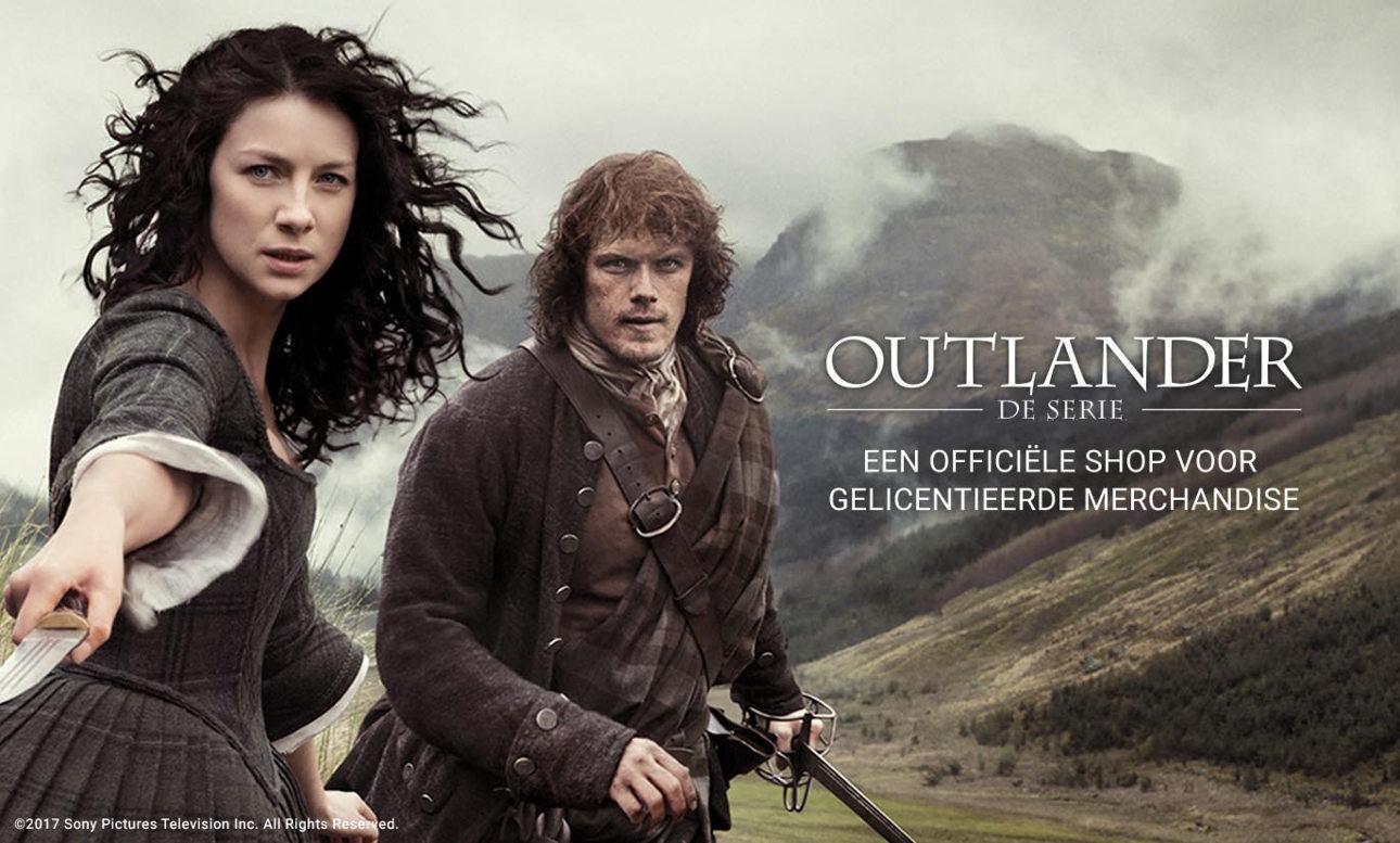 Officiële Outlander Merchandise