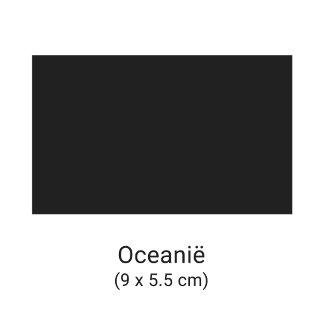 Oceanië visitekaartjes
