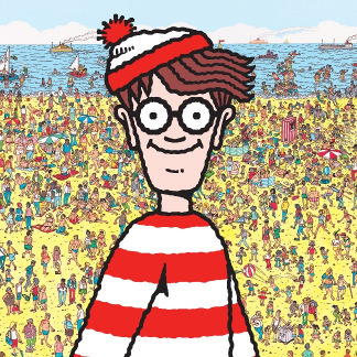 Waar is Wally