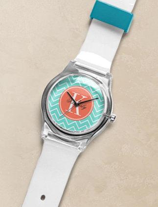 Gepersonaliseerde horloges van Zazzle