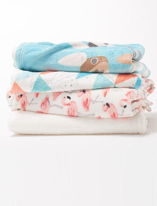Grote keuze aan fleece dekens op zazzle.nl