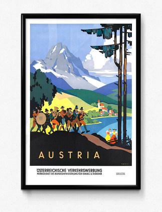 De mooiste vintage posters op Zazzle.nl