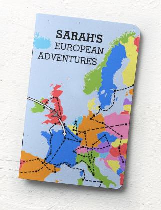 Voor de reiziger, de leukste cadeau om te personaliseren met kleur, stijl of design.