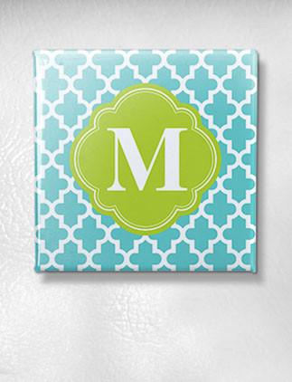 Maak je eigen magneten en personaliseer met kleur, design of stijl.