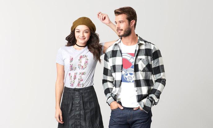 Kleding en T-shirts